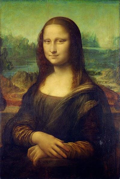 Da Vinci Code, Lukisan Mona Lisa