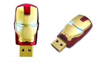 New Ironman model USB Memory Stick Flash thumb Pen Drive 4GB 8GB 16GB 32GB