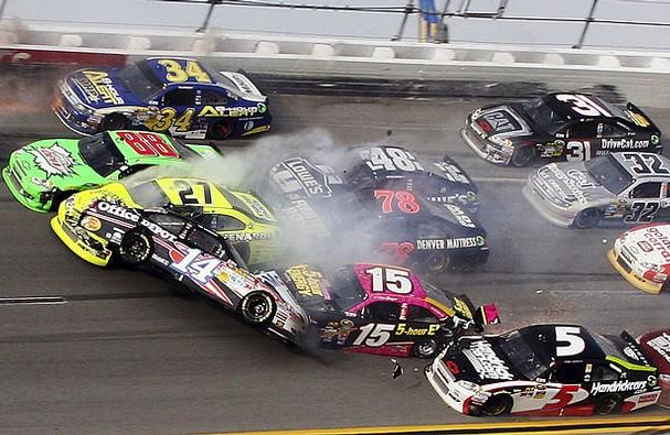 Race Car Drivers Killed At Talladega