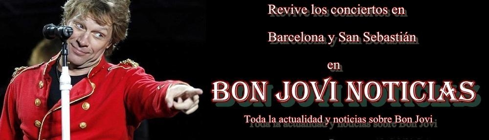 Bon Jovi Noticias