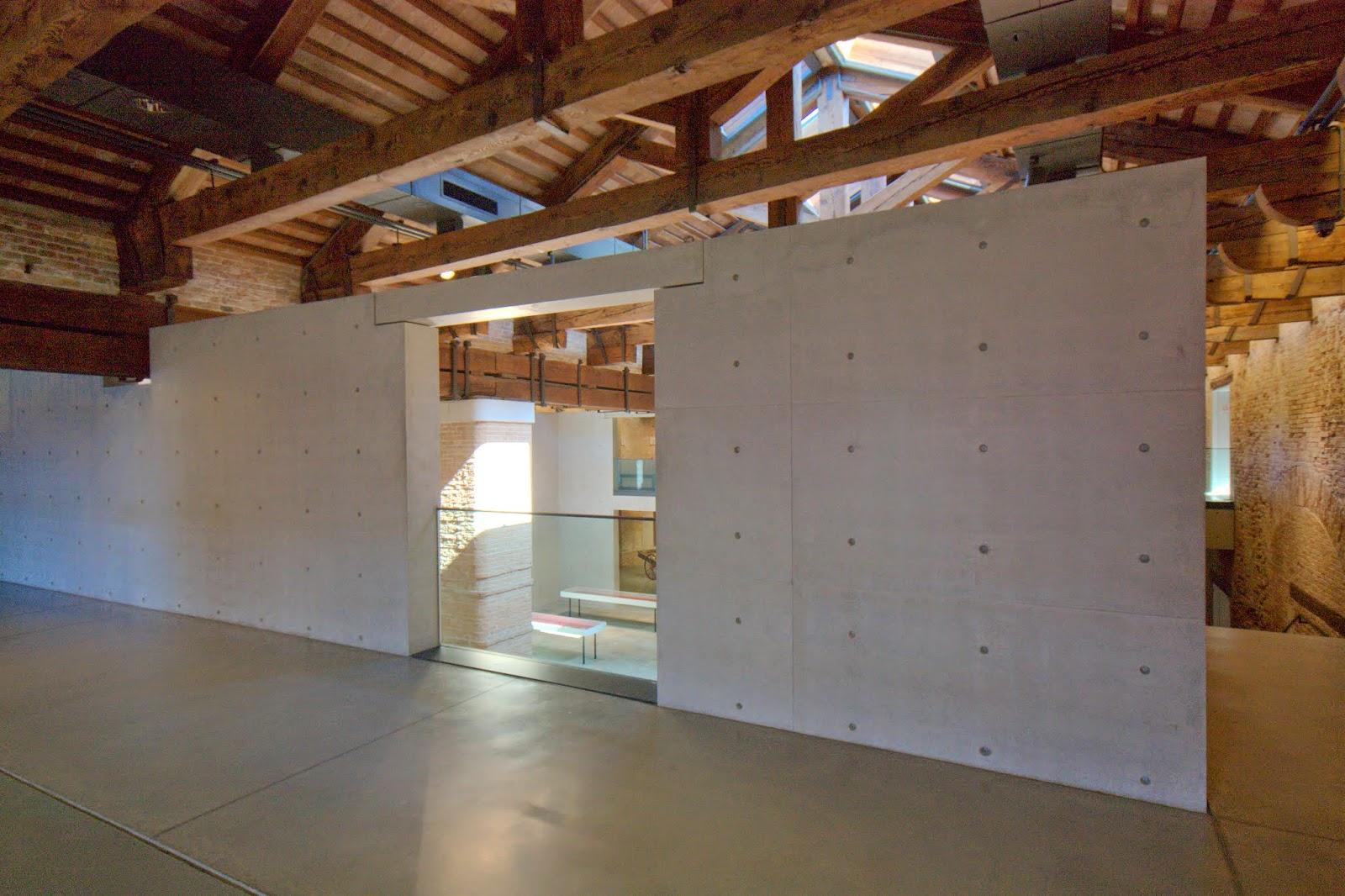 Views from rome views of venice for Tadao ando venezia