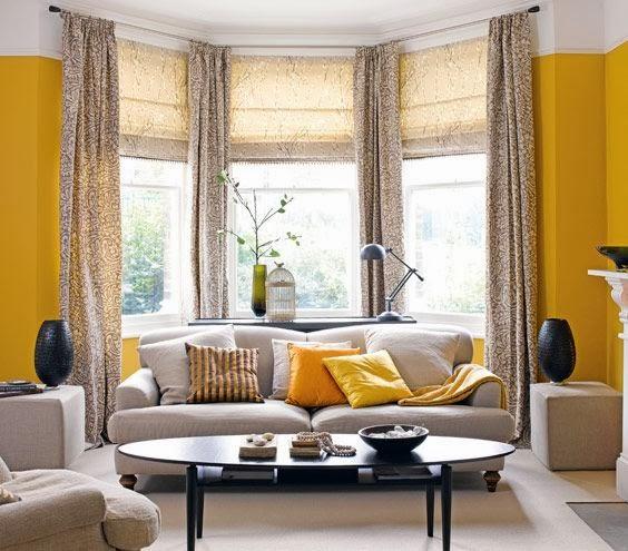 Cortinas para tu sala elegantes y sofisticadas salas for Cortinas elegantes para sala