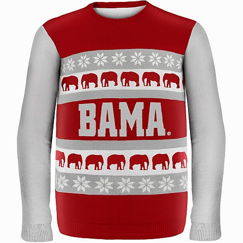 Alabama Crimson Tide NCAA Ugly Sweater