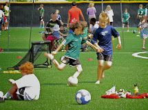 Barefoot Soccer Portland