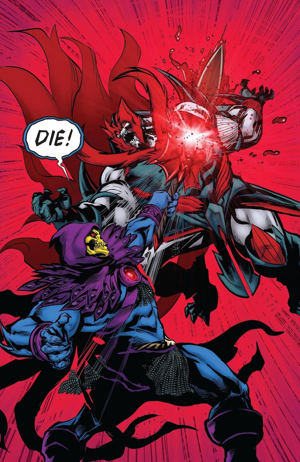 Weird Science DC Comics: He-Man: The Eternity War #9 ...