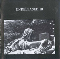 Various Artists- Unreleased Vol. III CD
