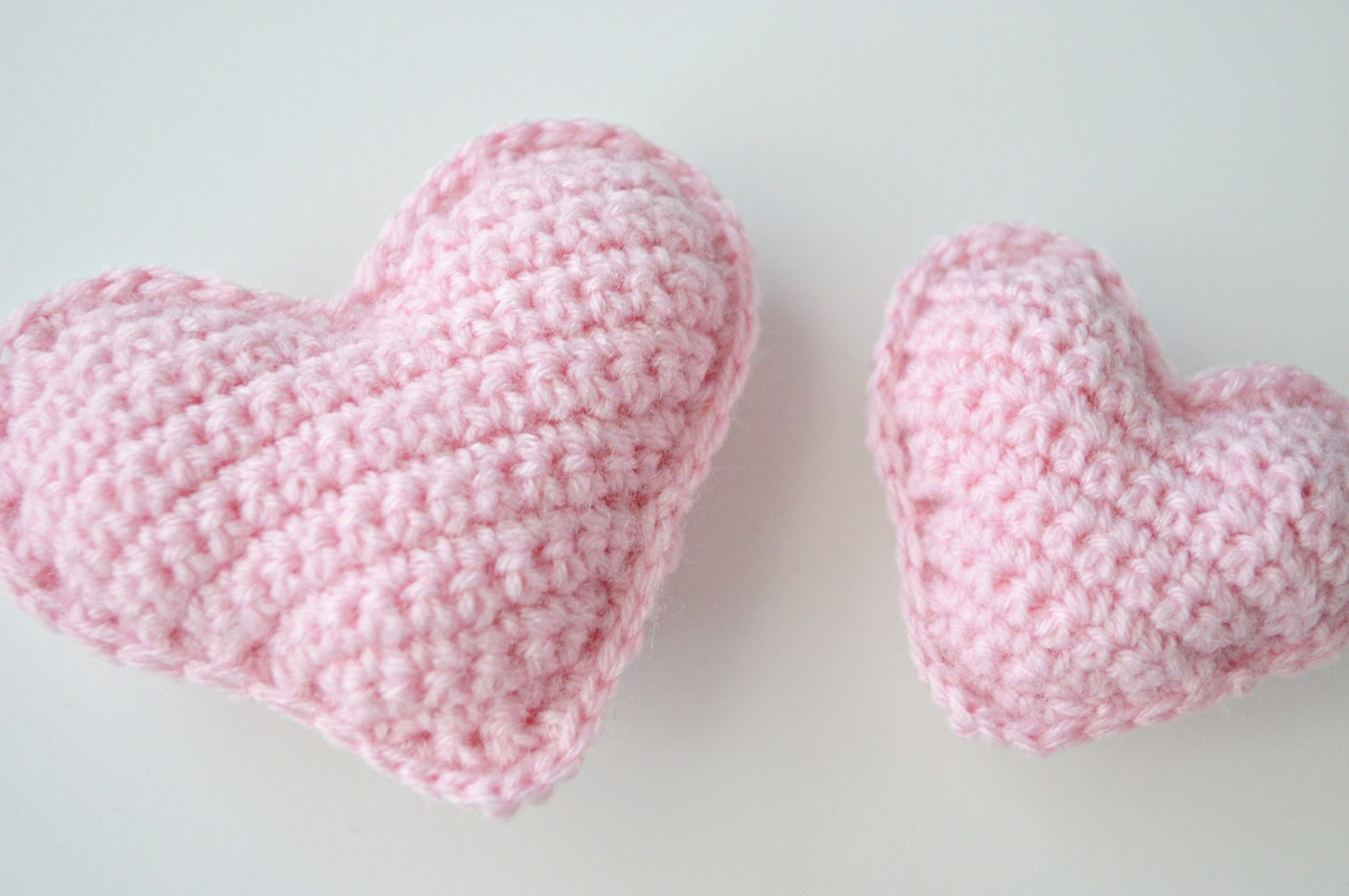 Crochet stuffed hearts bankloansurffo Images