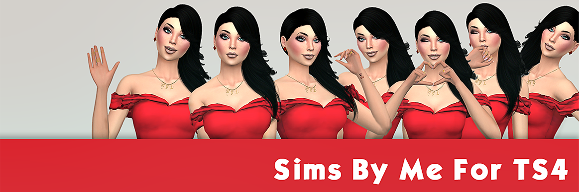 Sims By Me for TS4