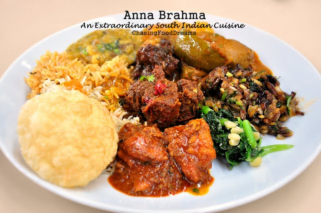 Chasing food dreams anna brahma restaurant klang checking into anna brahma restaurant klang checking into south indian soul food forumfinder Gallery