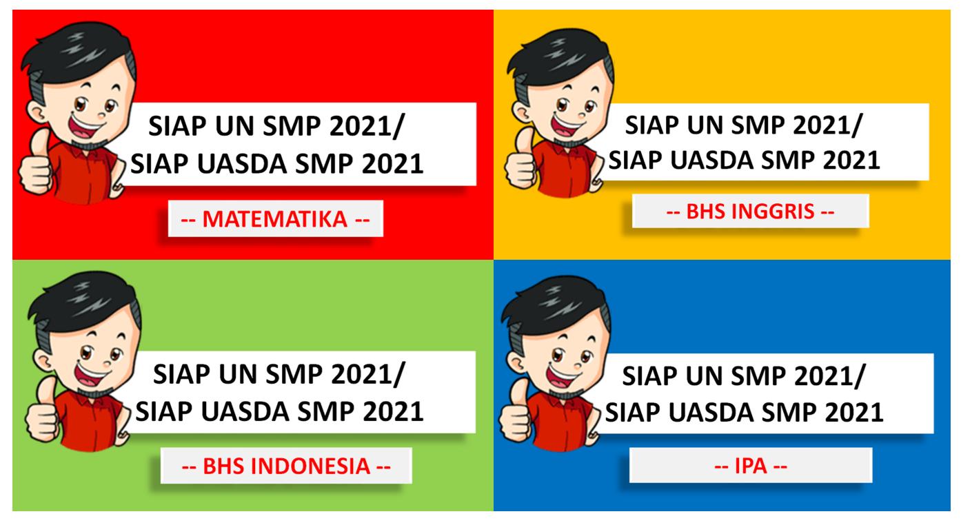 <b>Download Soal Latihan UASDA SMP 2021 (Klik Pada Gambar)</b>