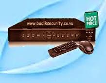 Securax DVR CCTV 4CH
