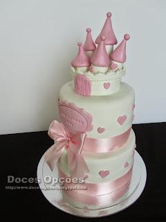bolo festa baptizado bragança castelo