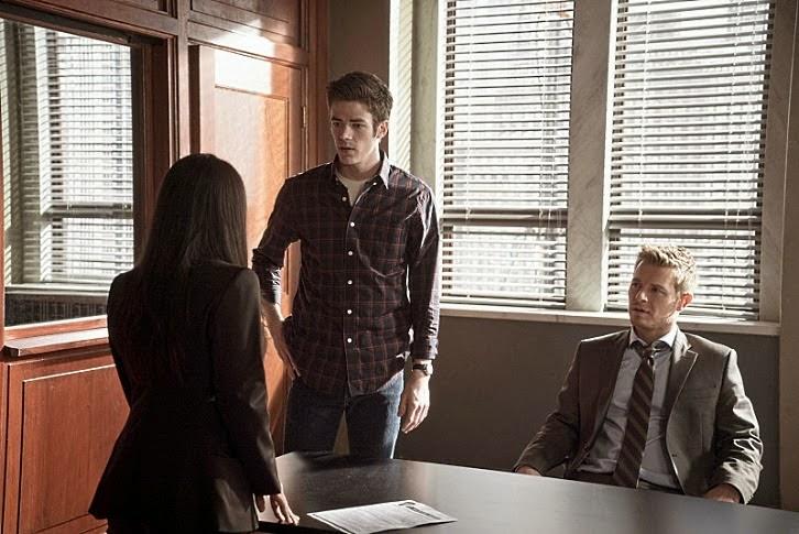 eddie thawne 1x19