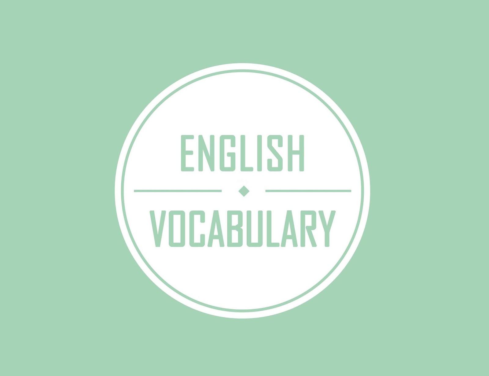 Planilha Para Aprender Vocabulário Em Inglês Mais Rápido Bruna