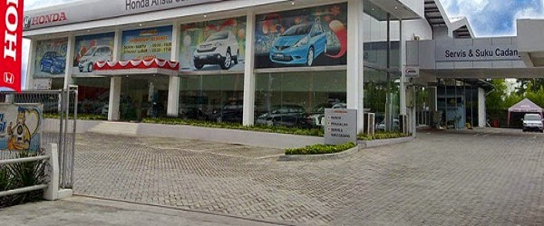 PT HONDA ARISTA GROUP : STAFF ADM, SALESMAN, SUPERVISOR, SALES CONTER, SRO DAN MEKANIK - KOTA BANDA ACEH, INDONESIA