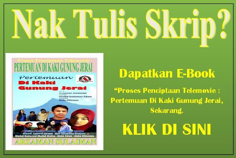 E-BOOK PROSES PENCIPTAAN TELEMOVIE