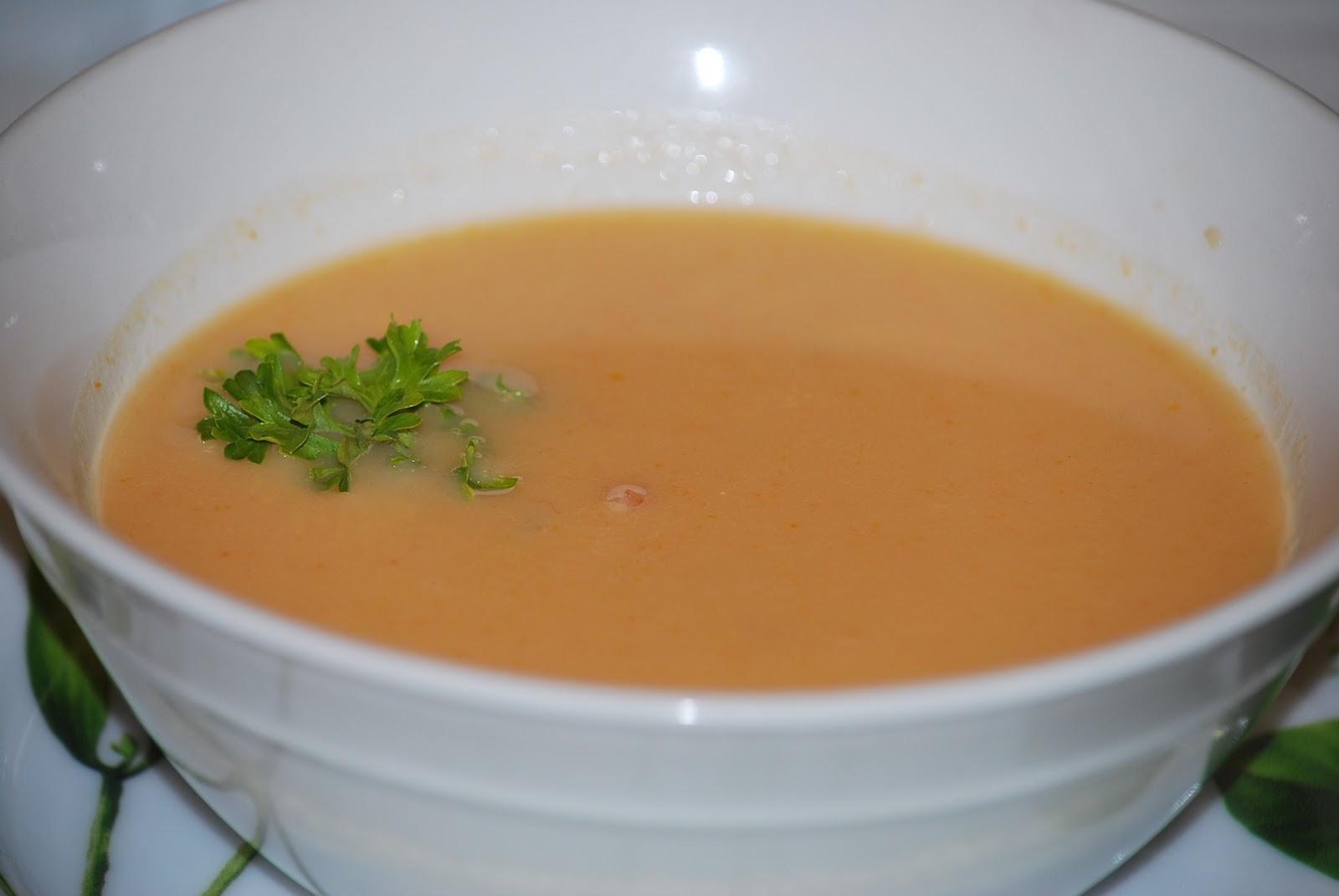 Shrimp Bisque (12/20/2011)