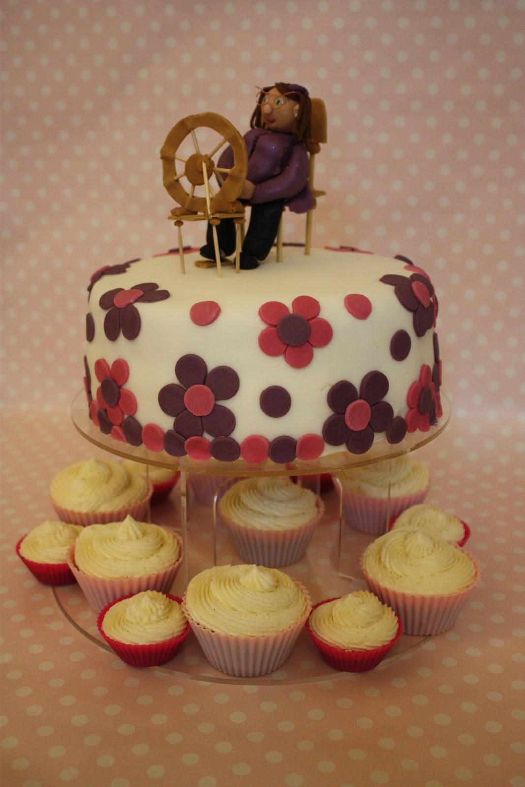 Angies Cakes Spinning Wheel Birthday Cake Gluten Free