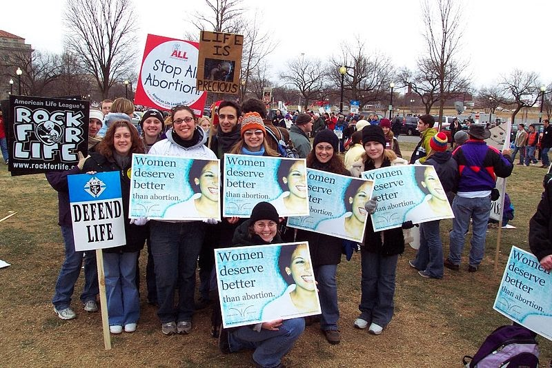 Sadly, the so-called 'pro-life' movement is a sham