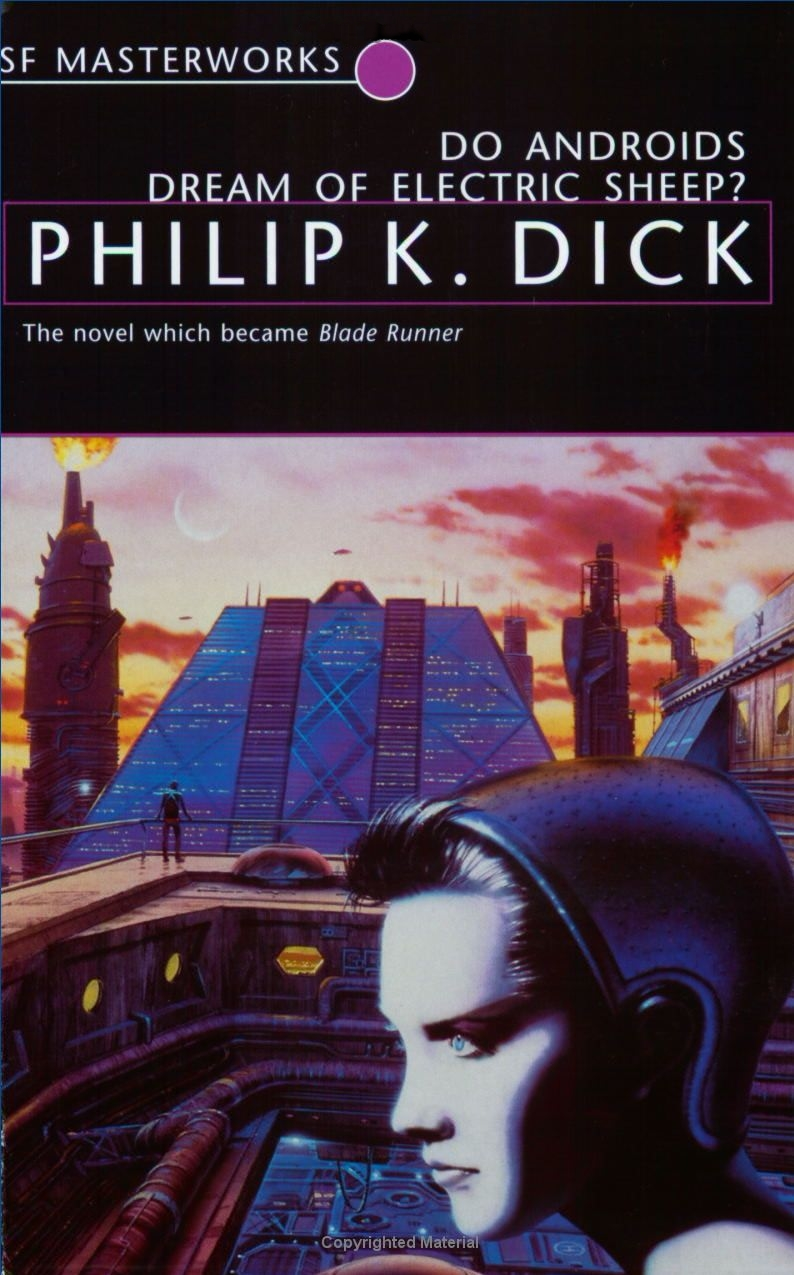 o androids dream of electric sheep philip k dick