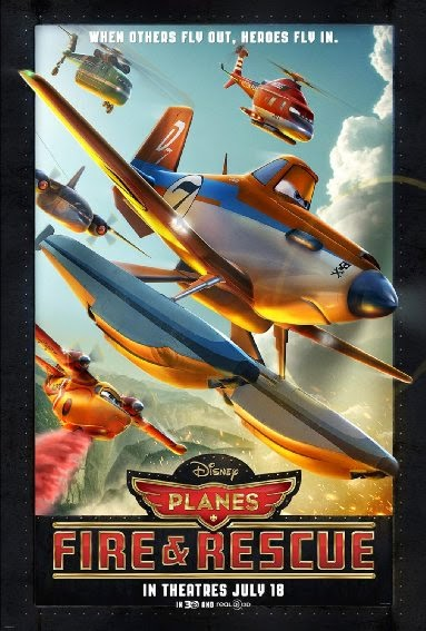 Download Films Planes: Fire & Rescue (2014) Full Version