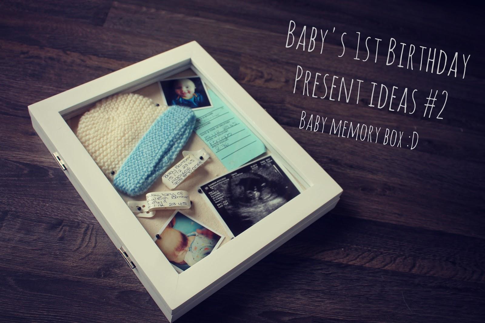 Babys 1st Birthday Present Idea 2