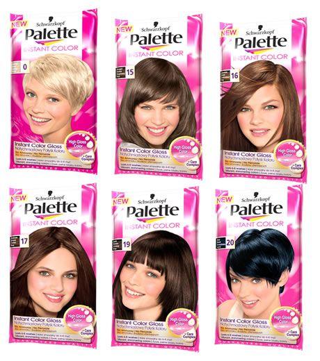 šampon na vlasy barva