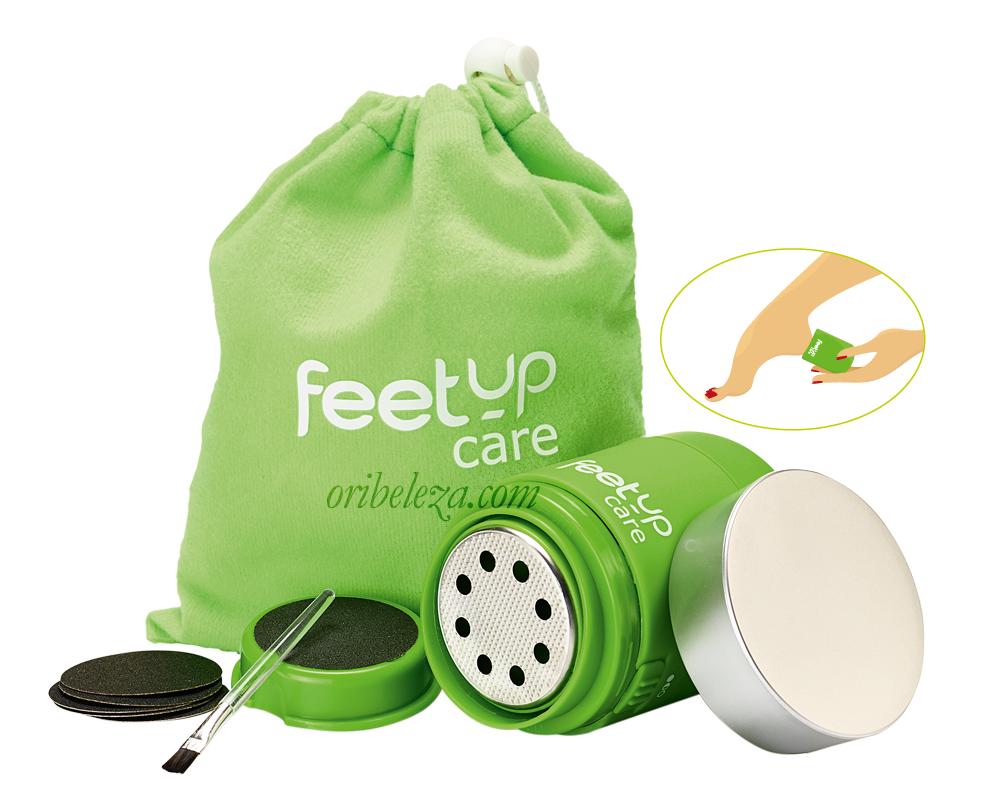 Kit Pedicure Feet Up Care da Oriflame