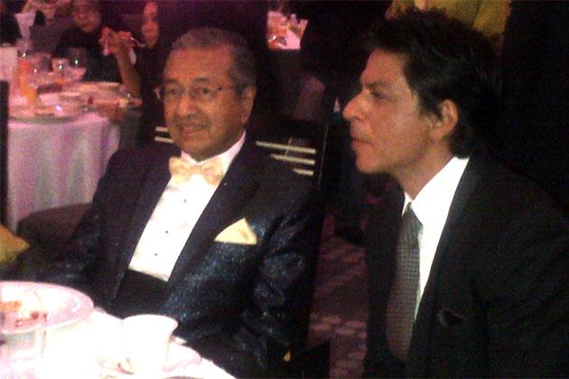 Shah Rukh Khan Raikan Birthday Ke-87 Tun M