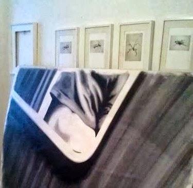"""""""LIFT"""": Opere di MARIA ELENA BORSATO, presso lo spazio espositivo di v.Spallanzani 16 Milano"""