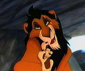lion, king, scar, best villain, jeremy irons