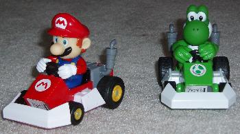 Mario Kart Super Race Set.