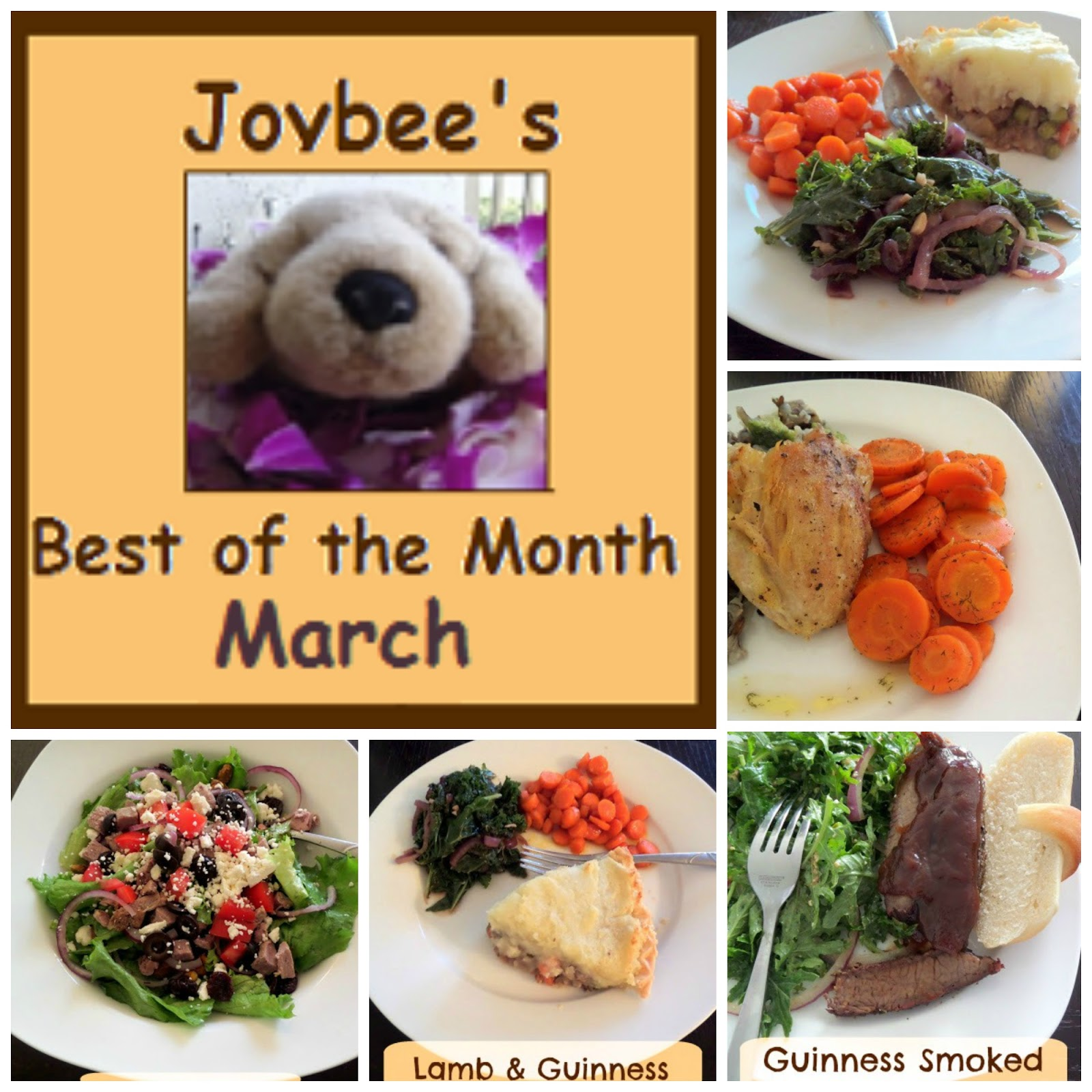 Best of the Month March 2015:  A recap of my most popular posts from March 2015.