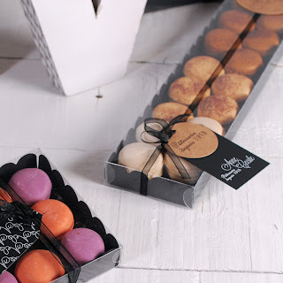 caja para macarons mediana self packaging selfpackaging selfpacking
