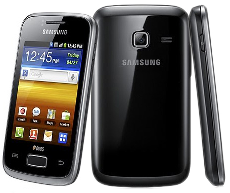 Manual Centre: SAMSUNG GALAXY Y DUOS MANUAL - Download Galaxy Y Duos