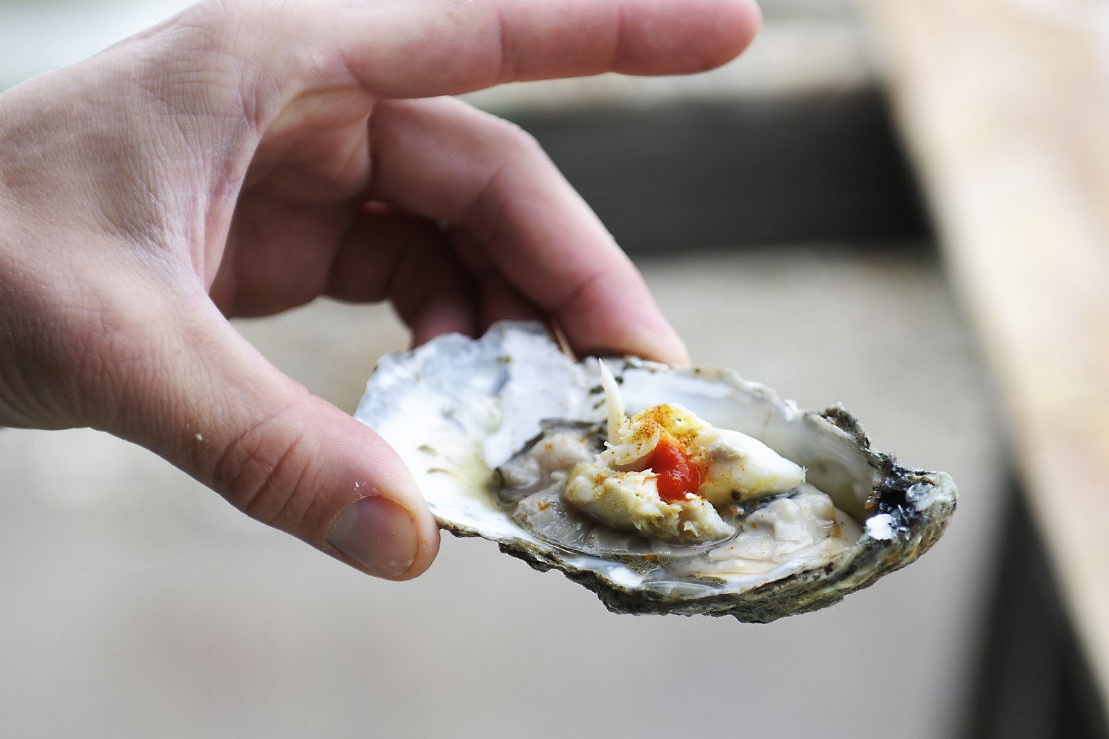 how to cook raw oysters