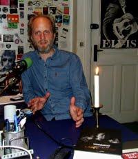 Historien om Love Shop med forfatter Tommy Heisz. 29. oktober 2015