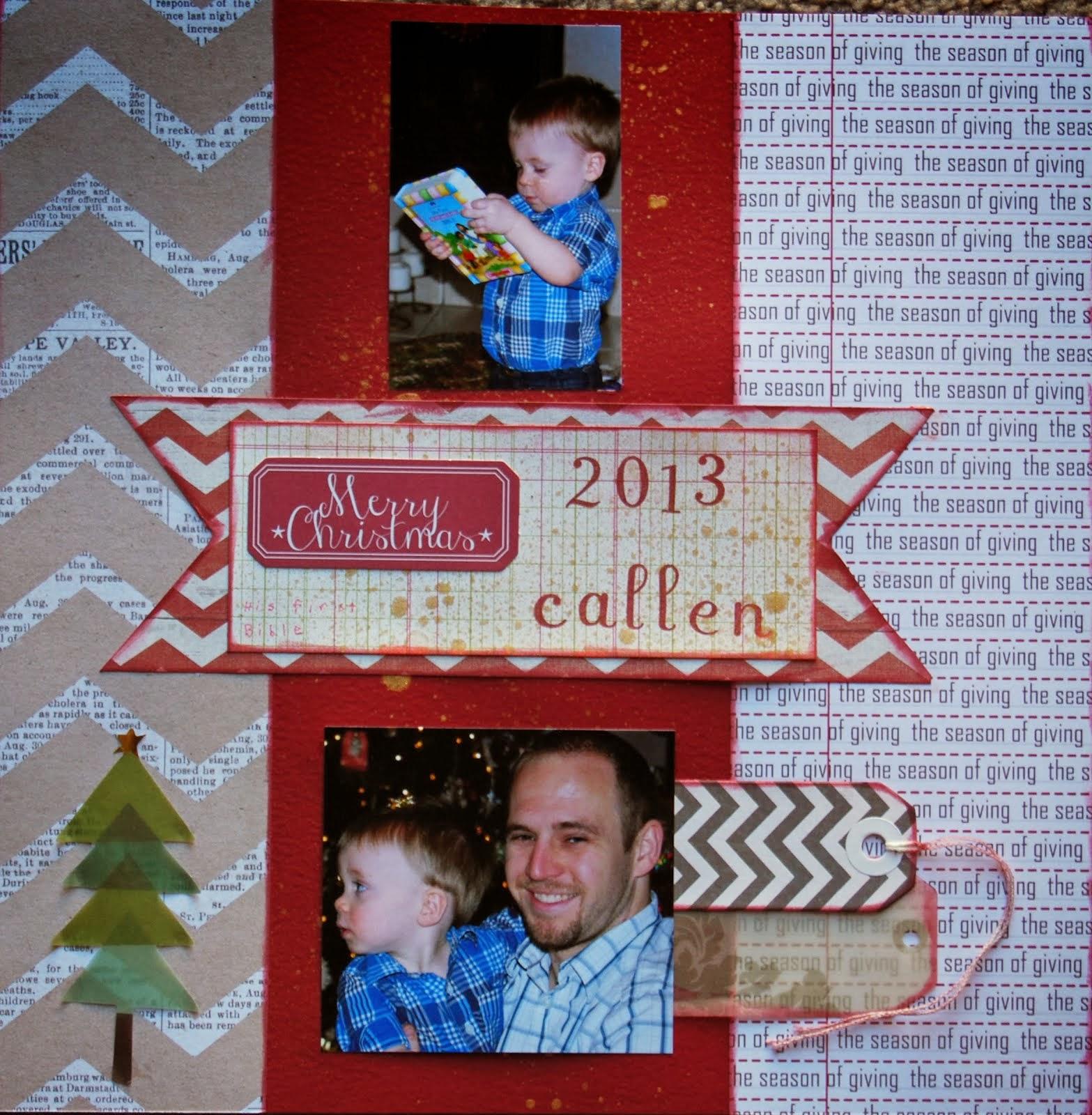 Callen's Christmas