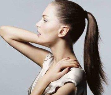 La moda en tu cabello: Peinados 2015 cola de caballo alta