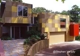 Residencia contemporánea sustentable en Australia