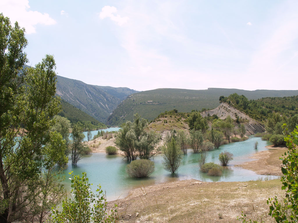 Marcher Sierra de Guara