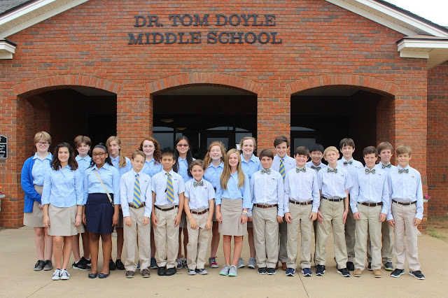 22 MCPS Seventh Grade Students Qualify for Duke Tips Program 1