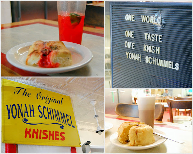 knish in nyc