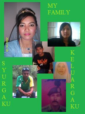 my lover familys