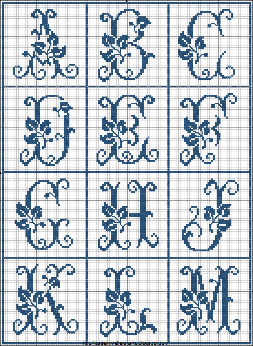 free easy cross  pattern maker  pcstitch charts   free historic old pattern books