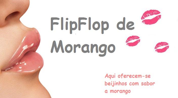 FlipFlop de Morango