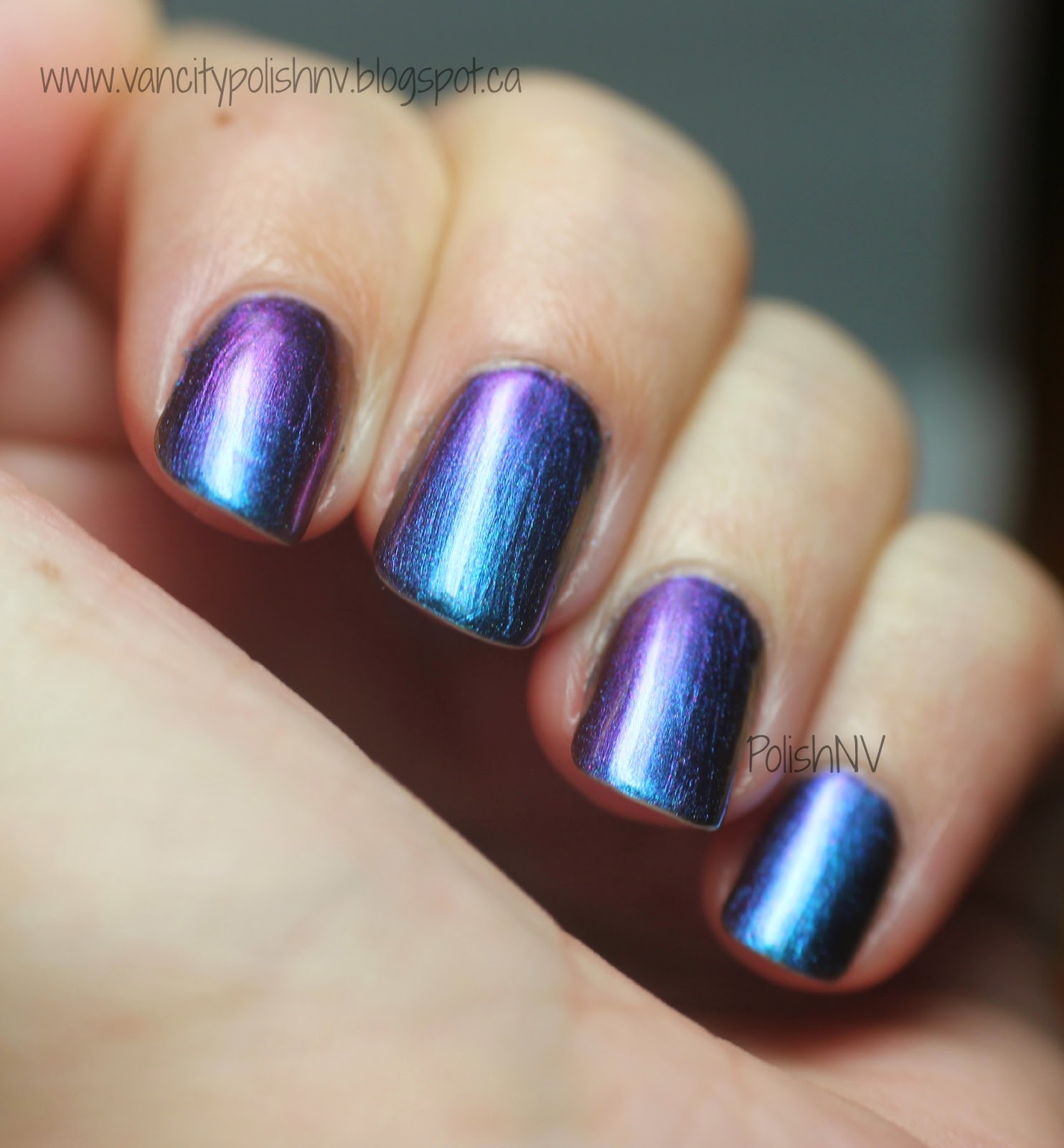 I Love Nail Polish Birefringence Swatches