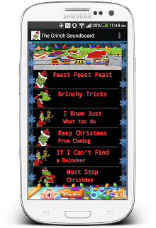 The Grinch Who Stole Christmas Soundboard