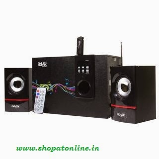 2.1 MULTIMEDIA SPEAKER ADVIK
