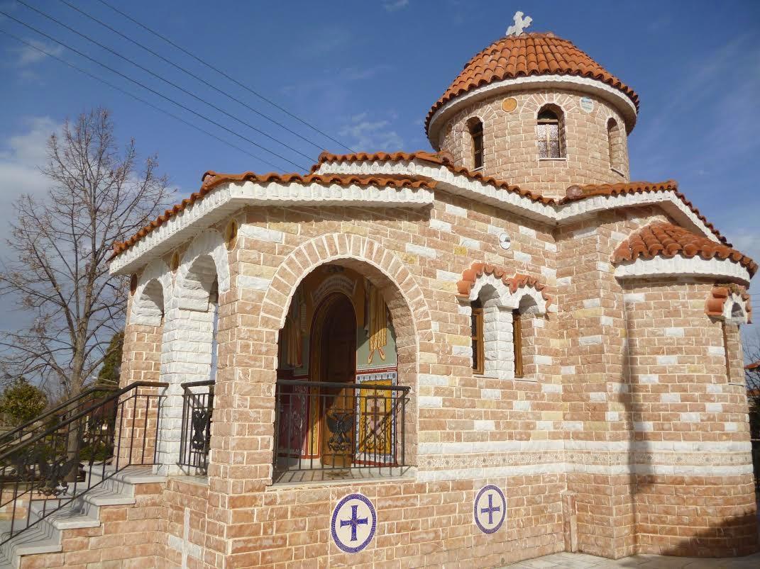 Πανήγυρις Αγίου Φανουρίου στην Μαραθούσα Χαλκιδικής